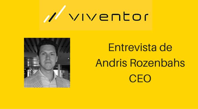 Entrevista de Andris Rozenbahs - Viventor