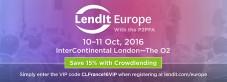 Lendit Europe 2016 en Londres